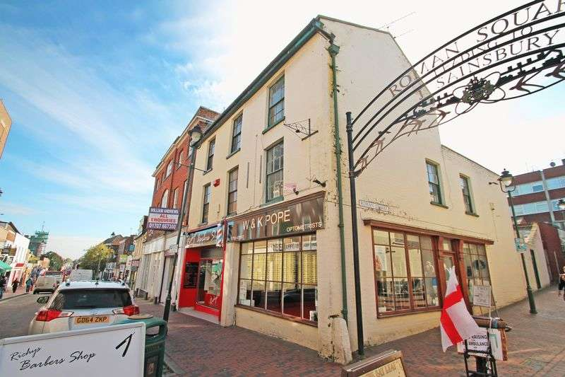 2 Bedrooms Property for sale in High Street, Sittingbourne