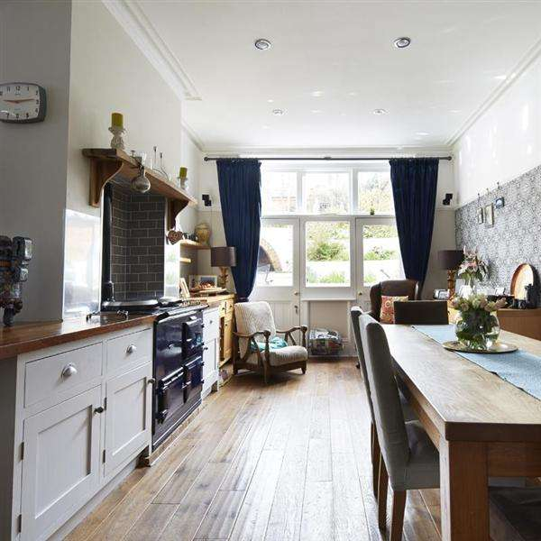 5 Bedrooms House for sale in Cornwall Gardens, Brighton