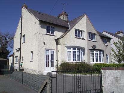 House for sale in Lon Y Bryn, Eithinog, Bangor, Gwynedd, LL57