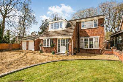 4 Bedrooms Detached House for sale in The Loont, Winsford, Cheshire, England, CW7