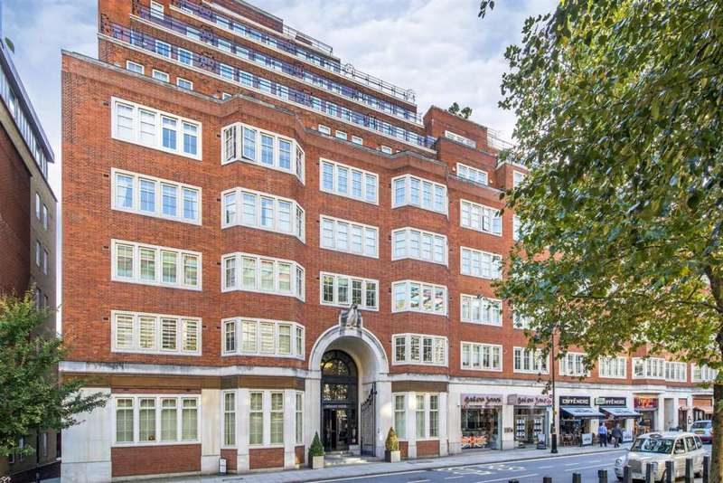 2 Bedrooms Flat for sale in Romney House Marsham Street Westminster, SW1