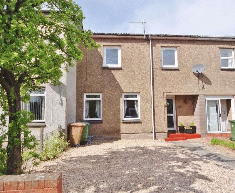3 Bedrooms Terraced House for sale in 54 BANCHORY PLACE, TULLIBODY