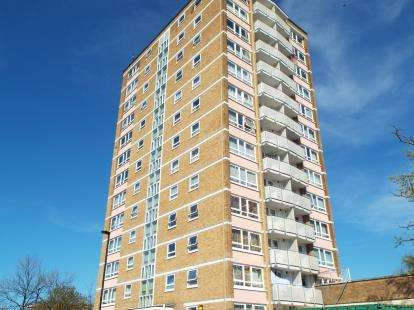 2 Bedrooms Flat for sale in Jersey House, 2 Eastfield Road, Enfield
