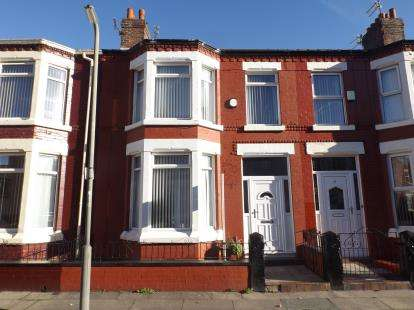 3 Bedrooms Terraced House for sale in Tynville Road, Liverpool, Merseyside, L9