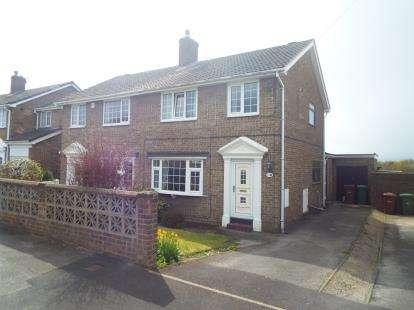 3 Bedrooms Semi Detached House for sale in Oak Street, New Crofton, Wakefield, West Yorkshire