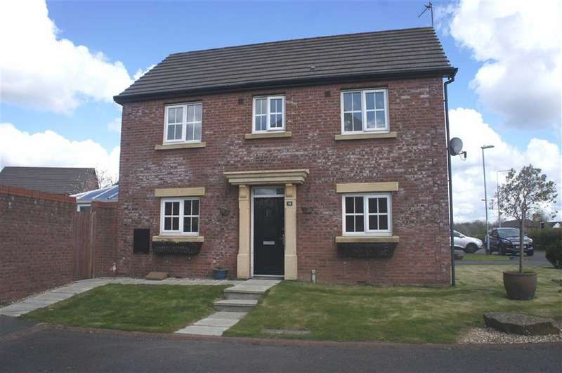 3 Bedrooms Property for sale in Lewis Walk, Kirkby, Merseyside