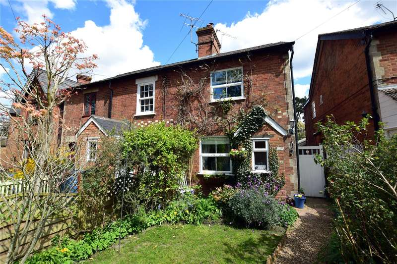2 Bedrooms End Of Terrace House for sale in Winkfield Row, Winkfield, Berkshire, RG42