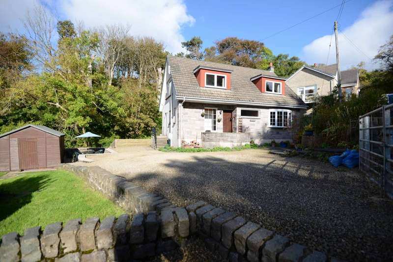 3 Bedrooms Detached House for sale in Meigle road, Skelmorlie, Ayrshire, PA17