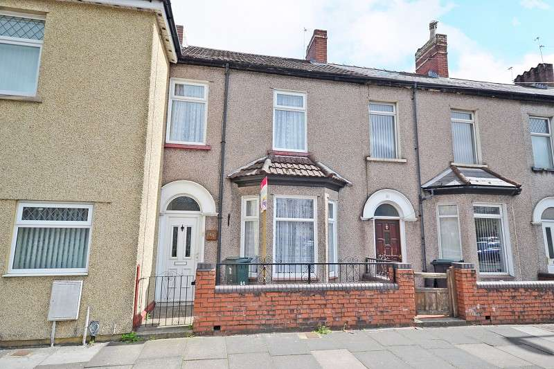 3 Bedrooms Terraced House for sale in Wharf Road, Newport, South Wales. NP19 0ED