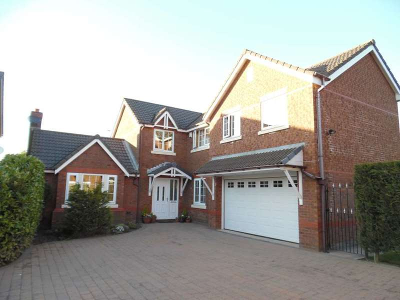 4 Bedrooms Detached House for sale in Verdant Way, Rochdale