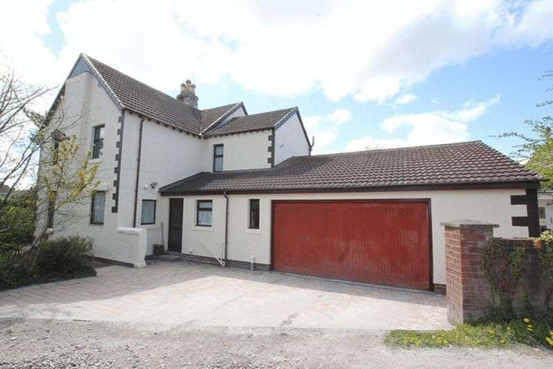 4 Bedrooms Detached House for sale in Marshlands Road, Little Neston, Cheshire