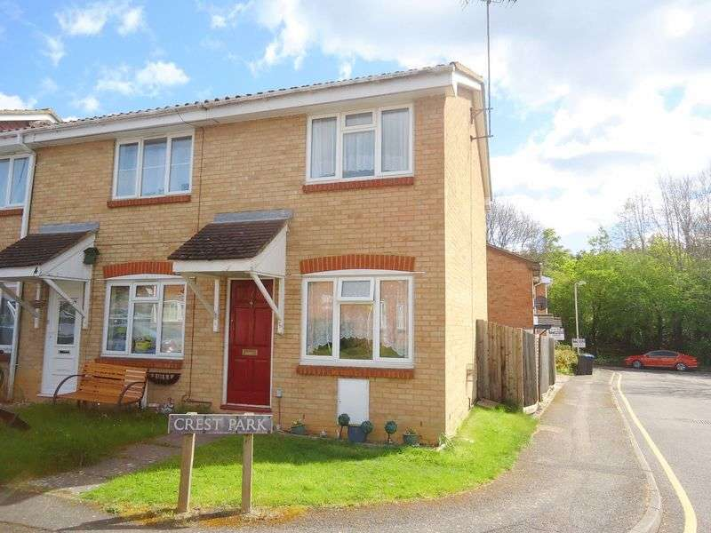 2 Bedrooms House for sale in Crest Park, Hemel Hempstead