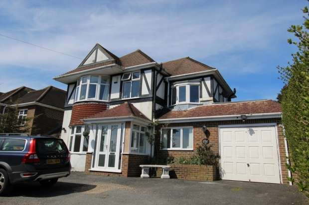 5 Bedrooms Detached House for sale in SURRENDEN ROAD BRIGHTON