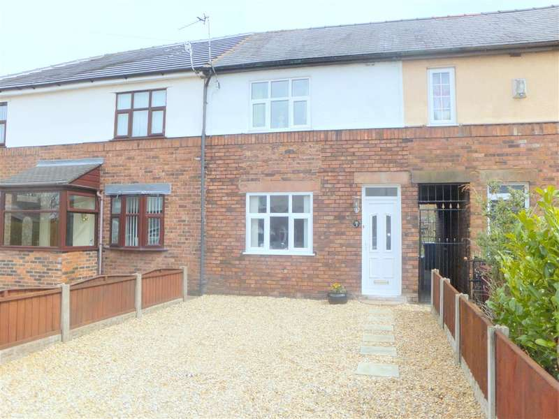 2 Bedrooms Terraced House for sale in Ford Road, Prescot, Liverpool