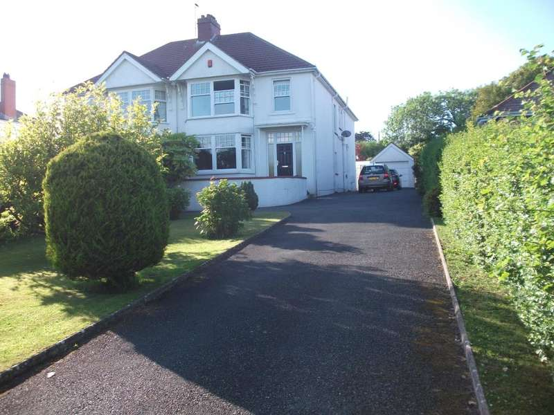 4 Bedrooms Semi Detached House for sale in Dunston, Dale Road, Haverfordwest, Pembrokeshire