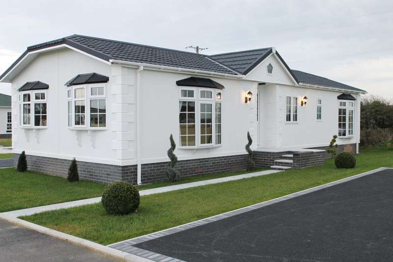 3 Bedrooms Detached Bungalow for sale in Wessex Bungalow, Scamford Park, Keeston, Haverfordwest
