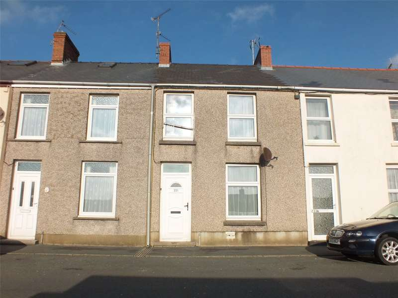 2 Bedrooms Terraced House for sale in Robert Street, Milford Haven, Pembrokeshire
