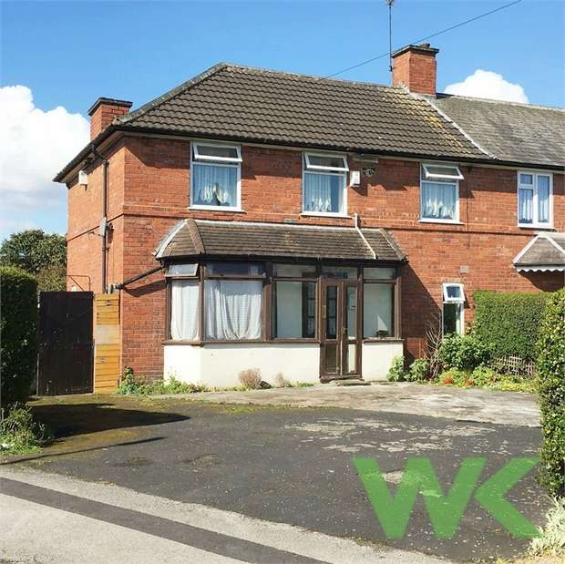 3 Bedrooms Detached House for sale in 18 Haig Street, WEST BROMWICH, West Midlands