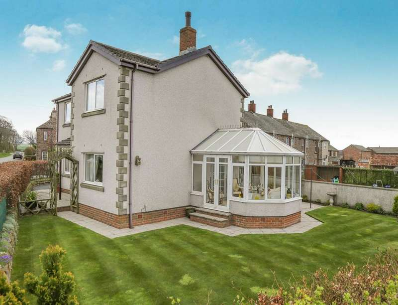 3 Bedrooms Detached House for sale in High Scales Aspatria, Wigton, CA7