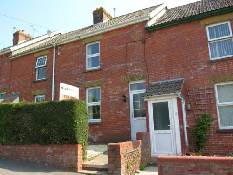 3 Bedrooms House for sale in Park Cottages, Chard