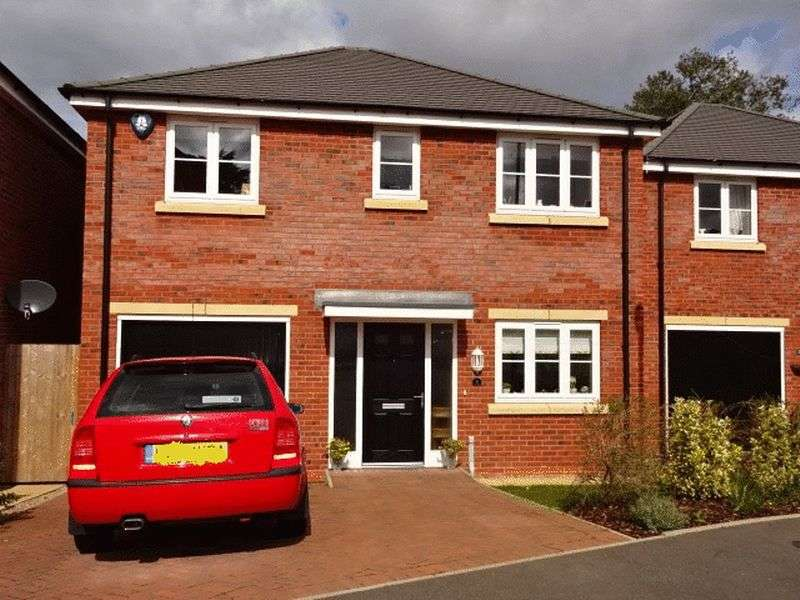 4 Bedrooms Detached House for sale in Hill Close, Kidderminster DY11 6GB