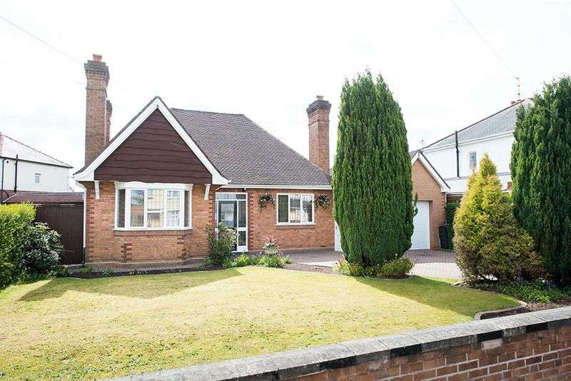 3 Bedrooms Detached Bungalow for sale in Highfield Road, Kidderminster DY10 2TL