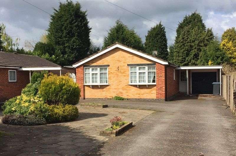 3 Bedrooms Bungalow for sale in Stoke Road, Hinckley