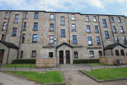 1 Bedroom Flat for sale in Springburn Way, Springburn, Glasgow