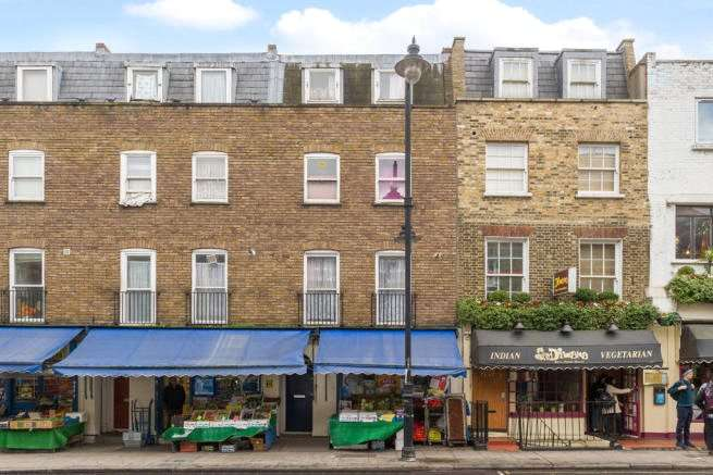 4 Bedrooms Maisonette Flat for sale in Drummond Street, London, NW1