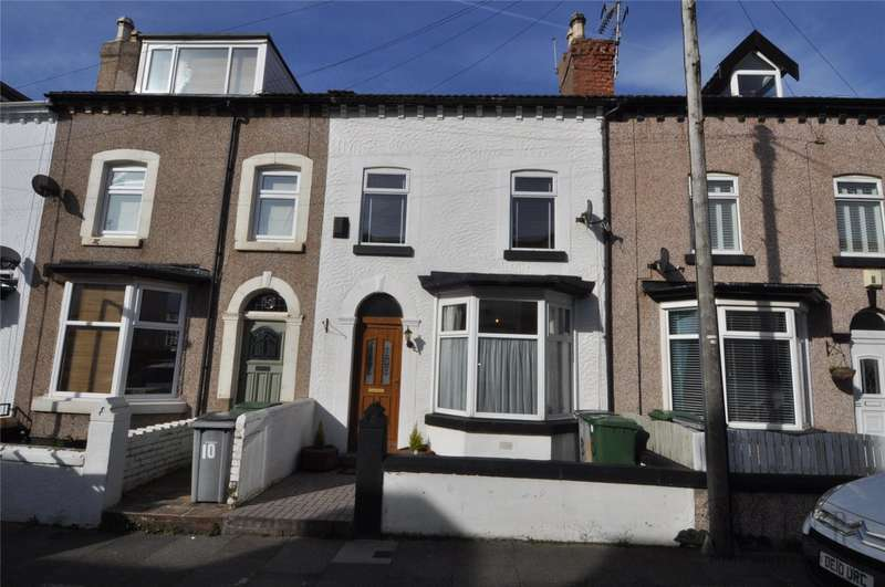 3 Bedrooms Terraced House for sale in Strand Road, Hoylake, Wirral