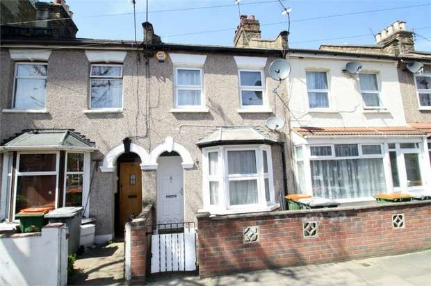 2 Bedrooms Terraced House for sale in Jedburgh Road, Plaistow, London