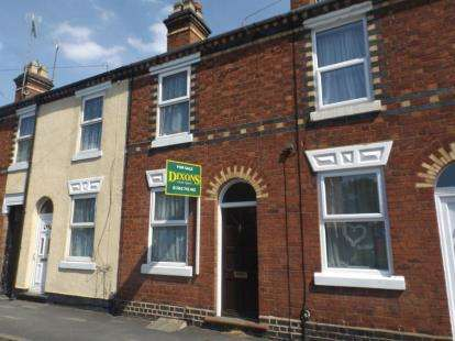 2 Bedrooms Terraced House for sale in Lorne Street, Kidderminster, Worcestershire