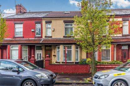 4 Bedrooms Terraced House for sale in Duncan Road, Manchester, Greater Manchester