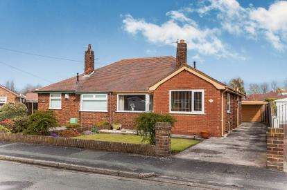 2 Bedrooms Bungalow for sale in Holly Grove, Paddington, Warrington, Cheshire