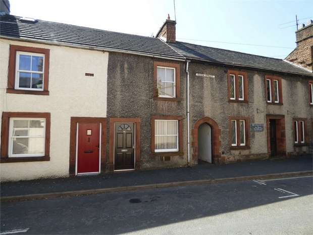 2 Bedrooms Terraced House for sale in Queen Street, Penrith, Cumbria