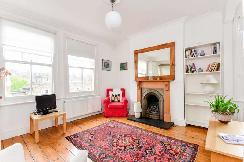 2 Bedrooms Flat for sale in Hackford Road, Stockwell, SW9