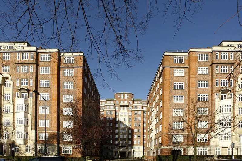 1 Bedroom Flat for sale in Grove Hall Court, St John's Wood, NW8