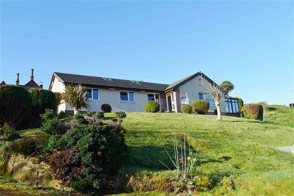 5 Bedrooms Bungalow for sale in Red Rock, Shore Road, Brodick
