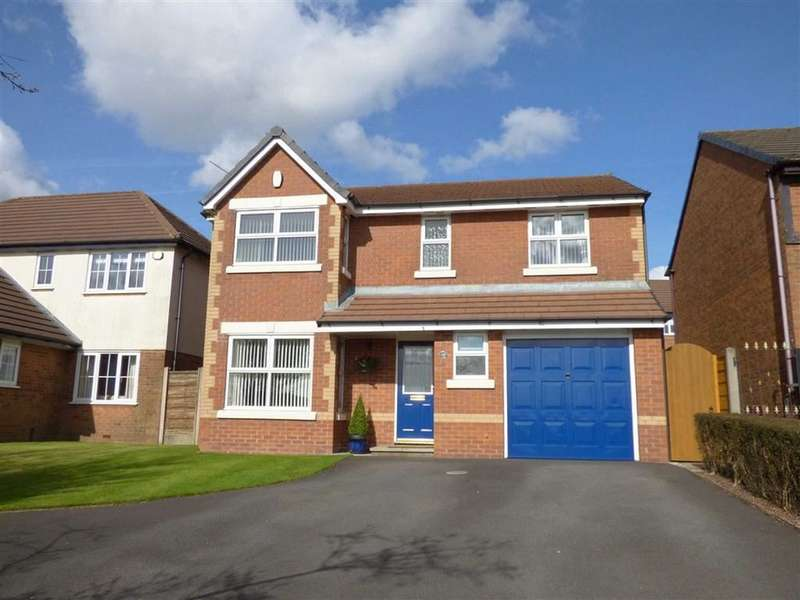 4 Bedrooms Property for sale in Birch Road, Wardle, Rochdale, Lancashire, OL12