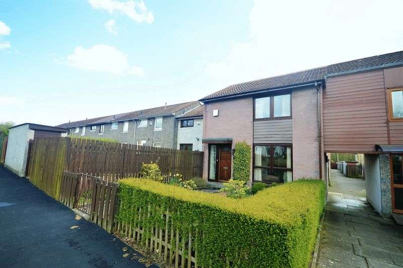 2 Bedrooms Terraced House for sale in Marmion Drive, Caskieberran, Glenrothes