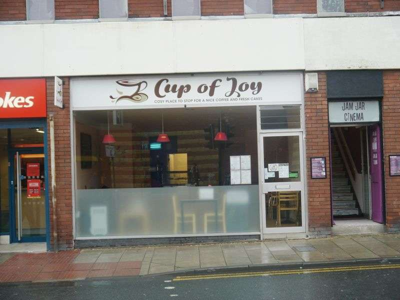 Property for sale in Cup of Joy, 20 Park Avenue, Whitley Bay