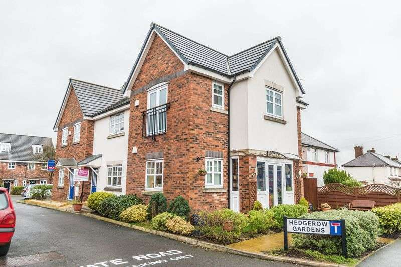 2 Bedrooms Flat for sale in Hedgerow Gardens, Standish
