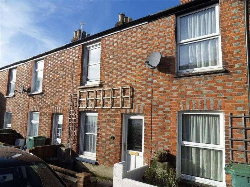 2 Bedrooms Terraced House for sale in Clifford Street, Newport