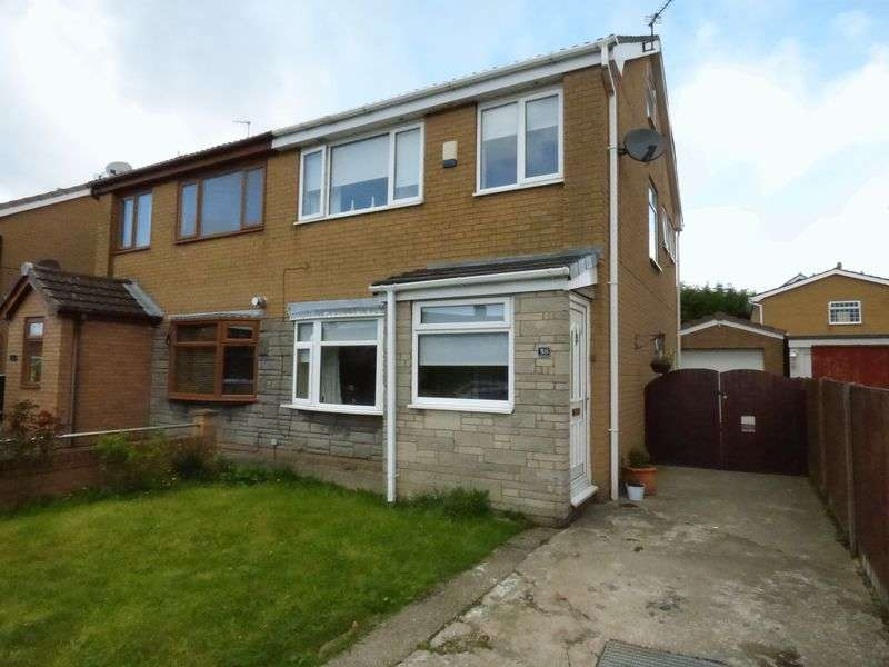 3 Bedrooms Semi Detached House for sale in BACK LANE, LONGTON