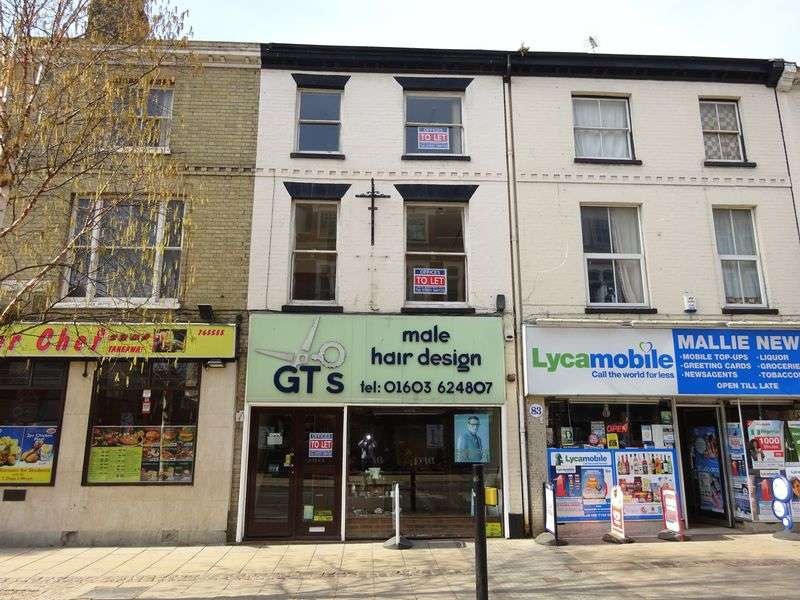 Property for sale in Prince Of Wales Road, Norwich