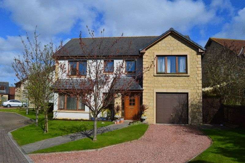 5 Bedrooms Detached House for sale in Paxton, Berwick-upon-Tweed