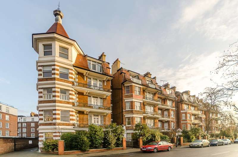 4 Bedrooms Flat for sale in Ashburnham Mansions, Chelsea, SW10