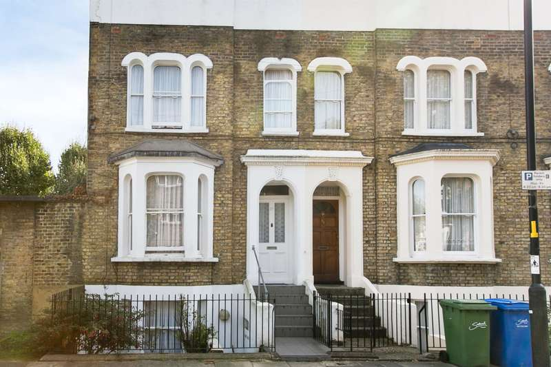 4 Bedrooms End Of Terrace House for sale in Sharsted Street, London, SE17