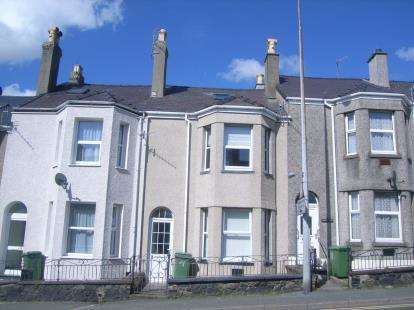 3 Bedrooms Terraced House for sale in Tithebarn Street, Caernarfon, Gwynedd, LL55