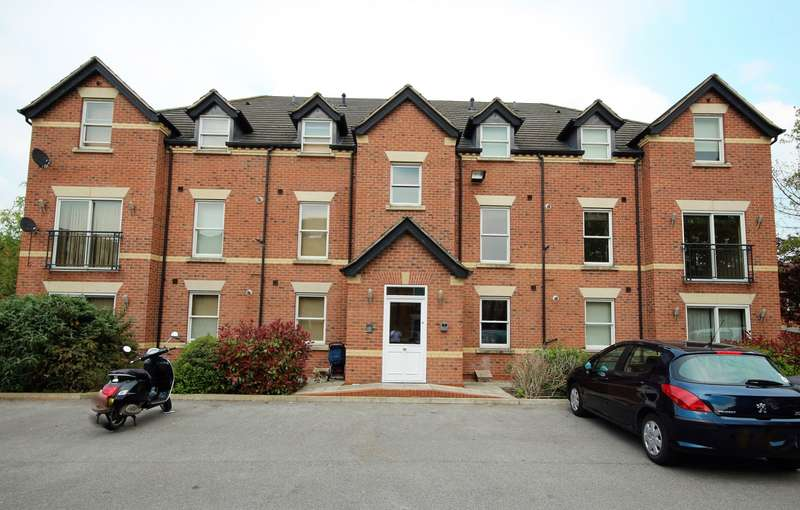 2 Bedrooms Apartment Flat for sale in Weaver Grove, Winsford, CW7
